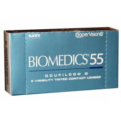 Biomedics (Softview) 55 UV