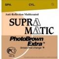 Минеральные фотохромные Supramatic Extra Multicoated