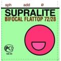 Бифокальные Supralite Flattop